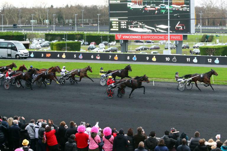 Propulsion impérial dans le Grand Prix de Bourgogne