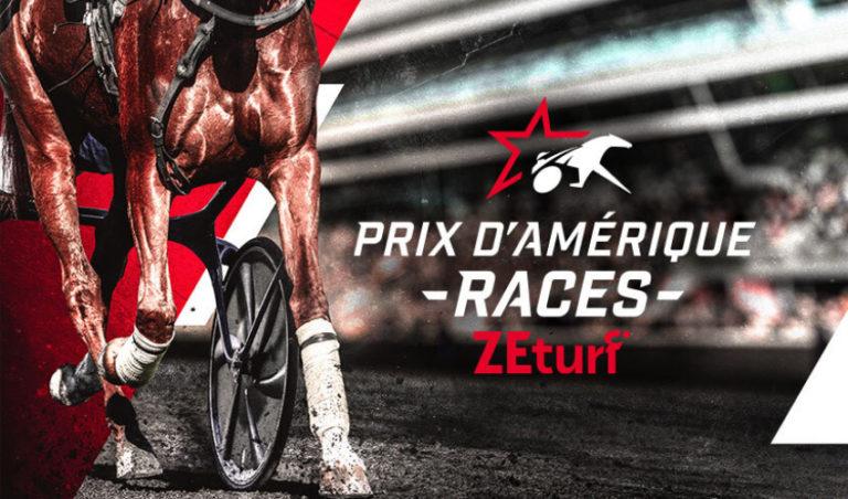 LeTROT présente Prix d'Amérique Races ZEturf
