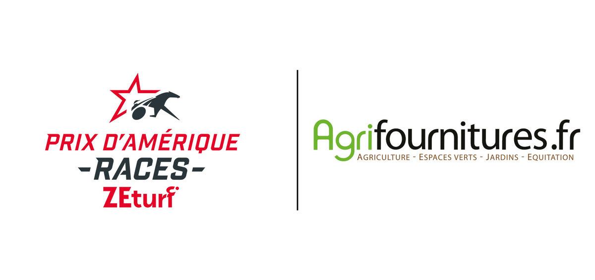 AGRIFOURNITURES.FR  DEVIENT PARTENAIRE OFFICIEL DU PRIX D'AMERIQUE RACES ZEturf