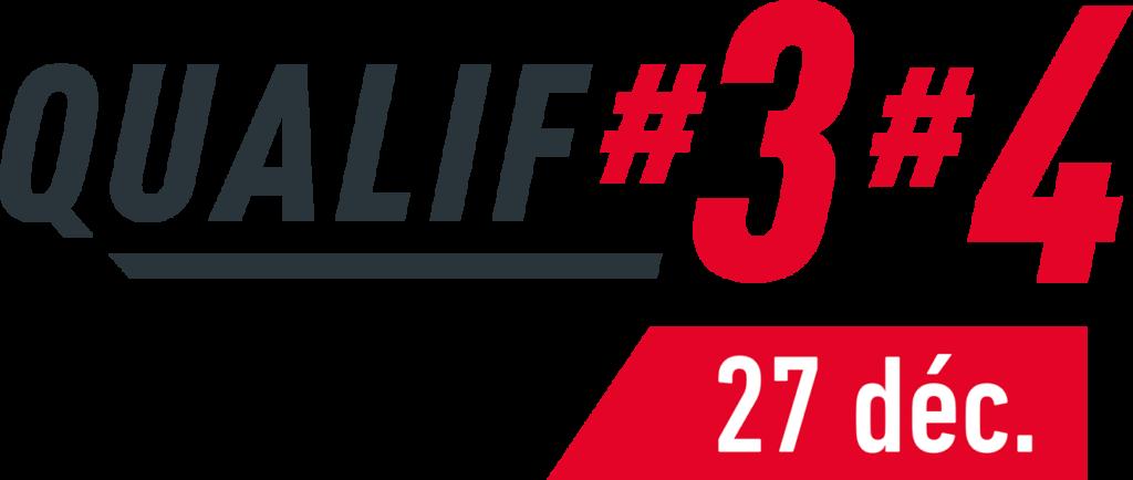 Prix d'Amérique Races ZEturf qualif #3 et #4