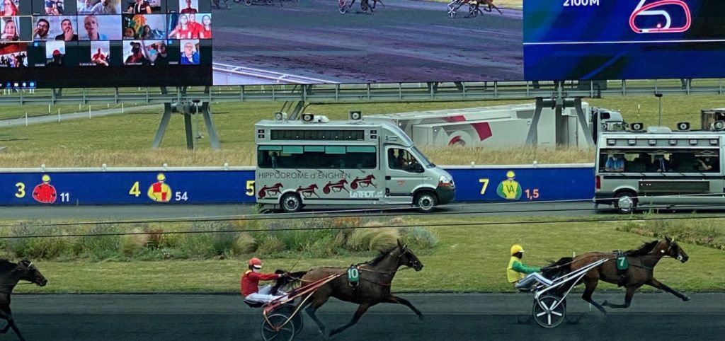 Prix d'Amerique Races ZEturf Qualif # 1: how to experience the event live?