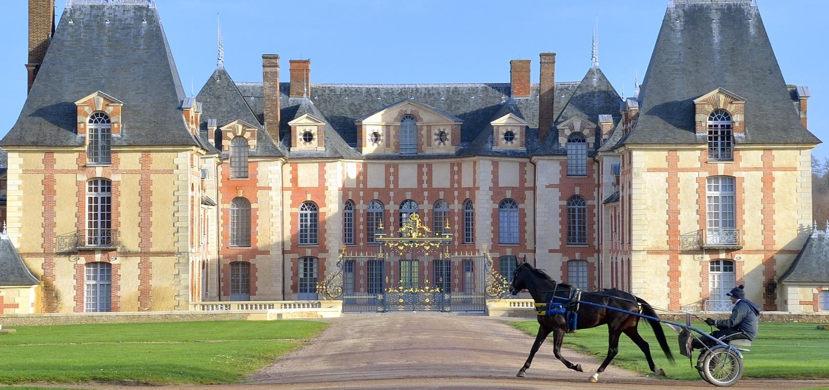 Grosbois, an estate dedicated to Trotting