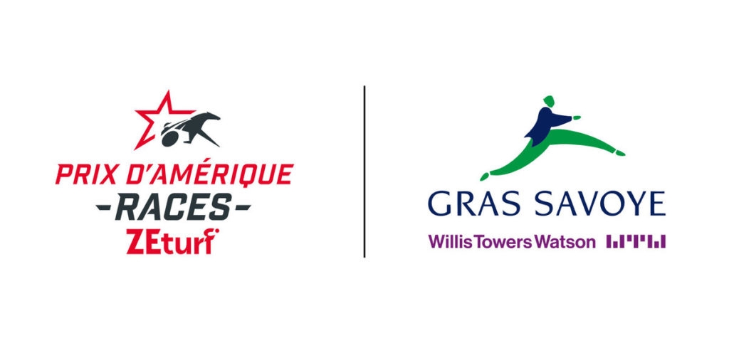 Gras Savoye Willis Towers Watson official supplier of the Prix d'Amérique Races ZEturf for the second consecutive year