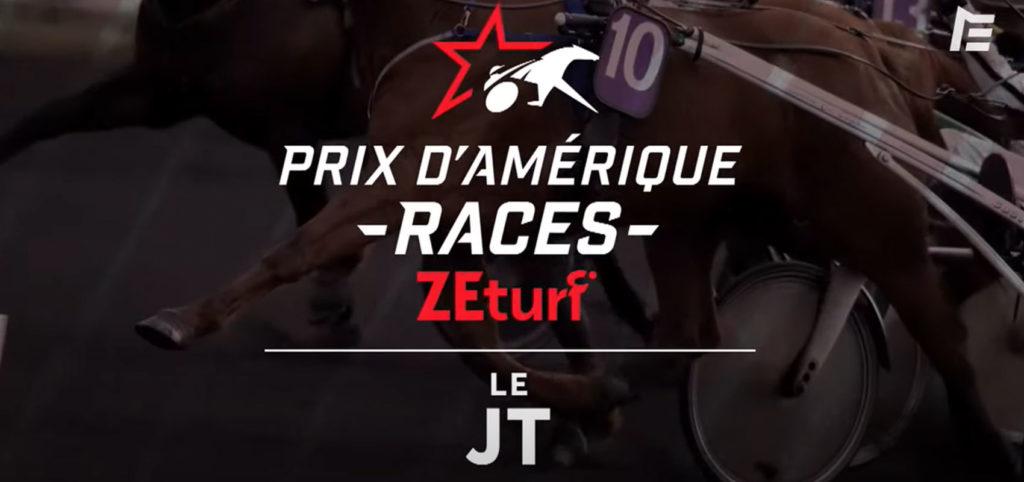 Le Journal des Prix d'Amérique Races ZEturf