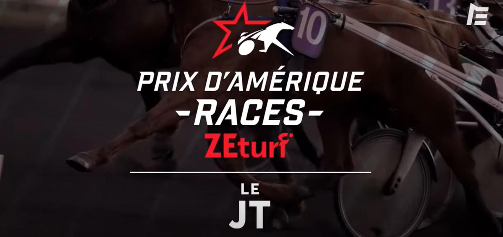 Le Journal des Prix d'Amérique Races ZEturf #34