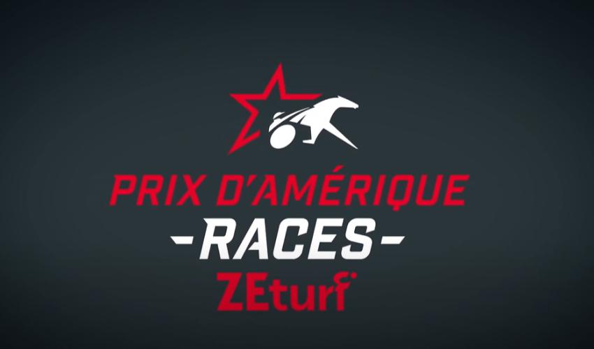 Prix d'Amérique Races ZEturf - la marque