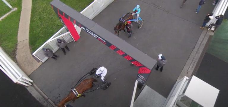 Prix d'Amérique Races ZEturf Qualif #1 : vivez la sortie des écuries des concurrents
