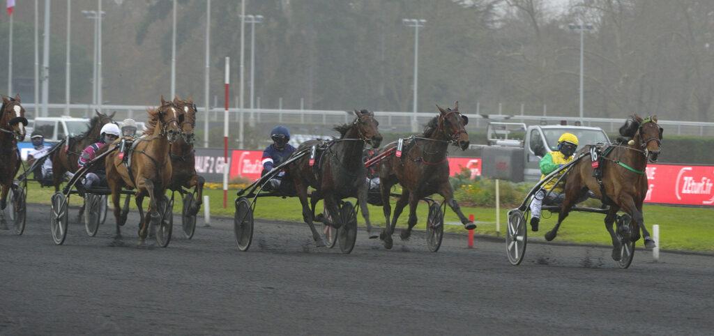 Prix d'Amérique Races ZEturf Qualif #2 : Face Time Bourbon triomphe en patron