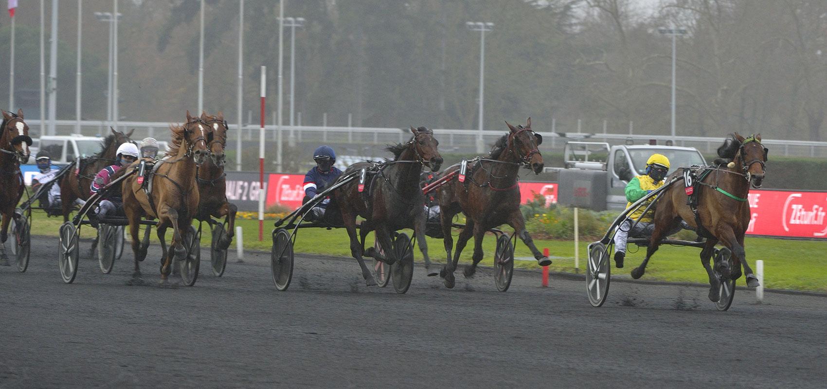 Prix d'Amérique Races ZEturf Qualif #2: Face Time Bourbon, simply the boss!