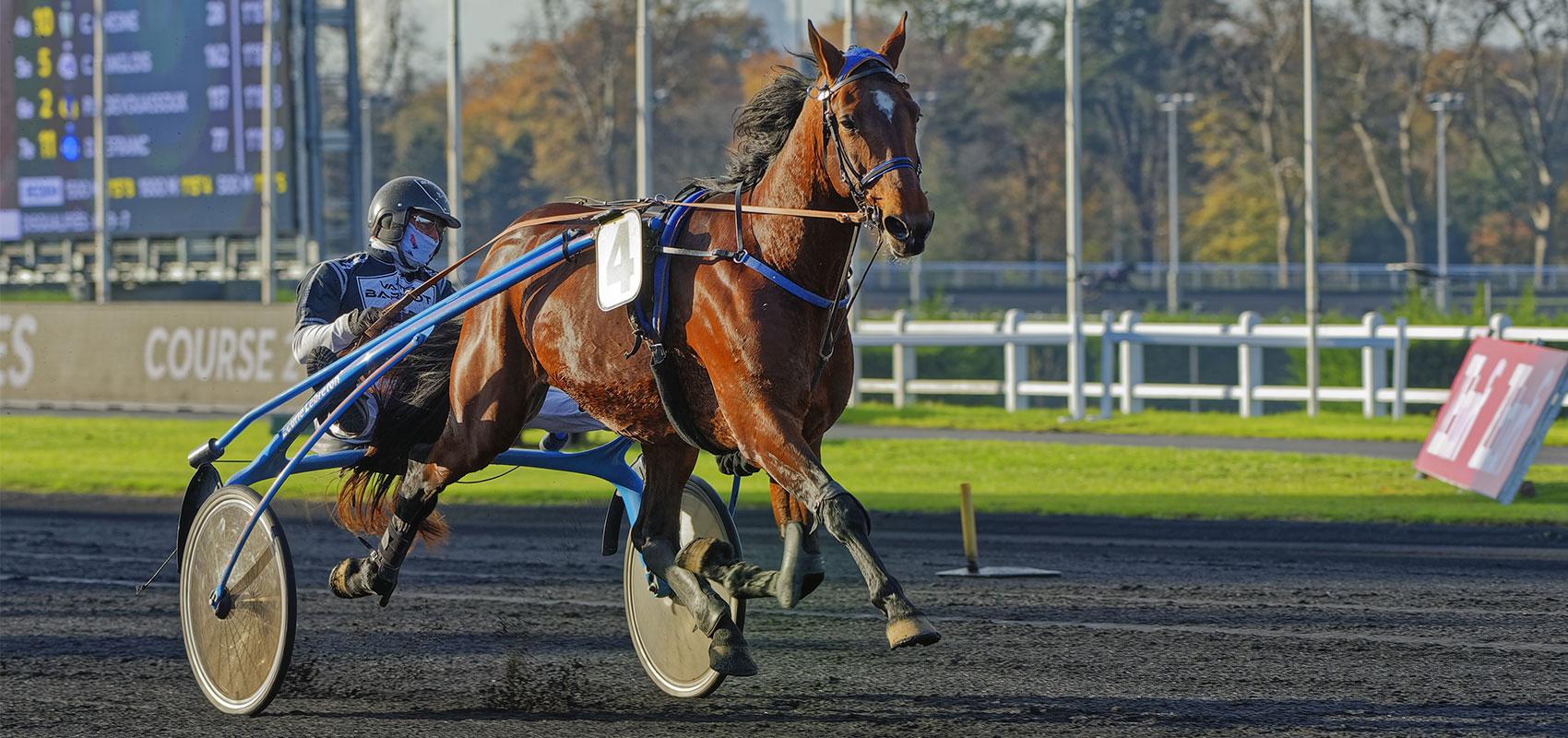 Prix d'Amérique Races ZEturf QUALIF #4 : Fakir du Lorault contre le mauvais sort