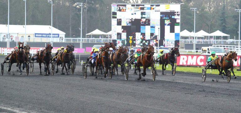 engagés Prix d'Amérique Races ZEturf Legend Race
