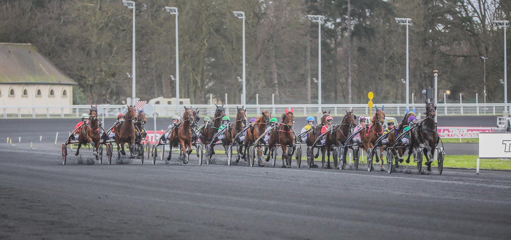 Prix d'Amérique Races ZEturf QUALIF #6 Prix de Belgique