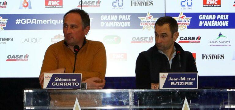 Jean-Michel Bazire et Sébastien Guarato