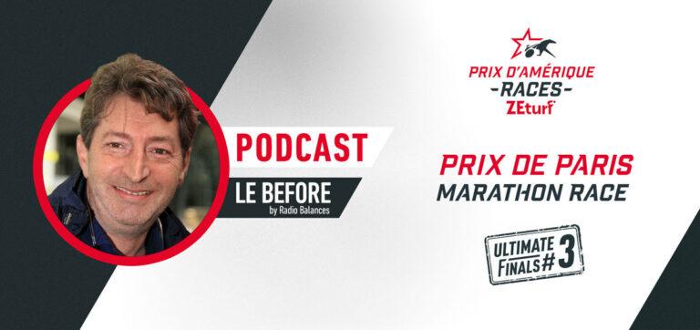 PODCAST - Marathon Race : le Before by Radio Balances