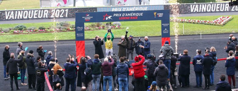 """Prix d'Amérique """"Legend Race"""""""