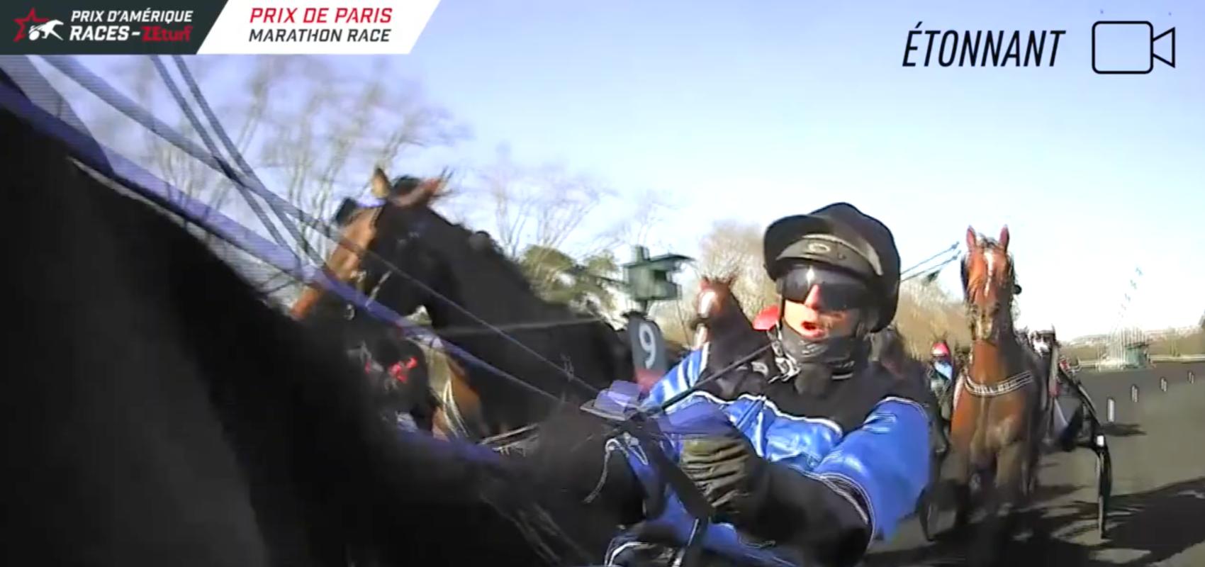 Le Prix de Paris Marathon Race comme vous ne l'avez jamais vu